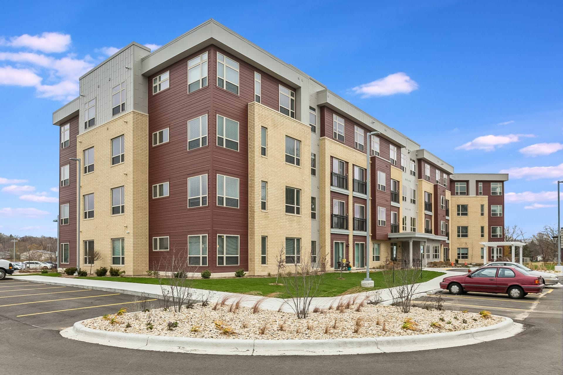 novation senior commons, bear real estate group, novation